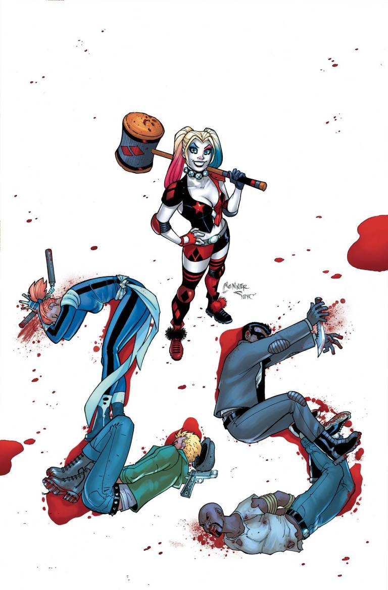 Harley Quinn #25 (Cover A Amanda Conner)