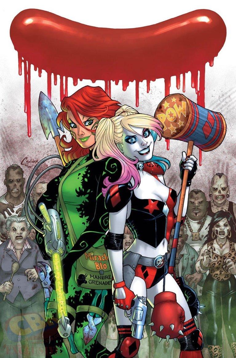 Harley Quinn #3 (Cover A Amanda Conner)