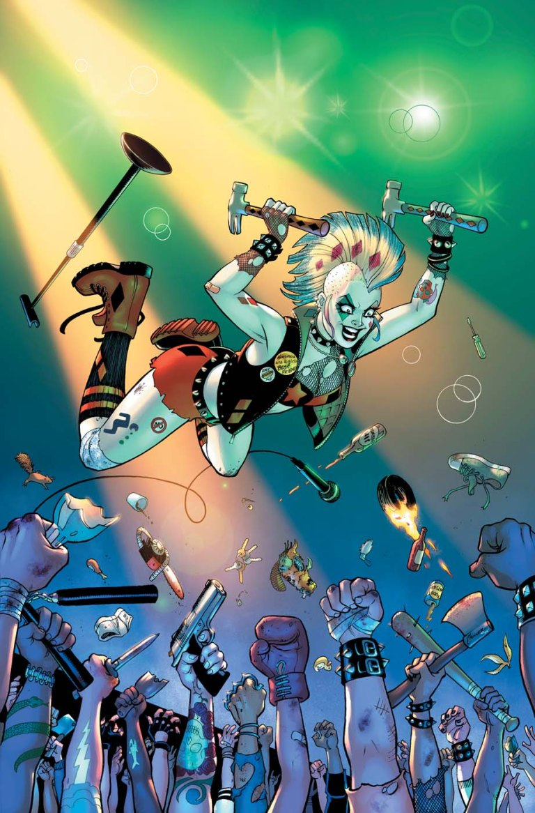 Harley Quinn #5 (Cover A Amanda Conner)