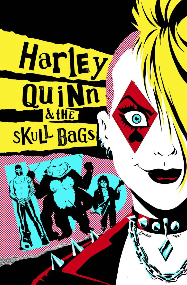 Harley Quinn #6 (Cover A Amanda Conner)