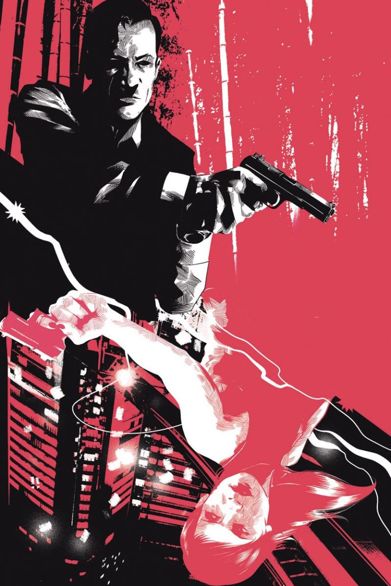 James Bond Black Box #4 (Cover F Matt Taylor Virgin Variant)