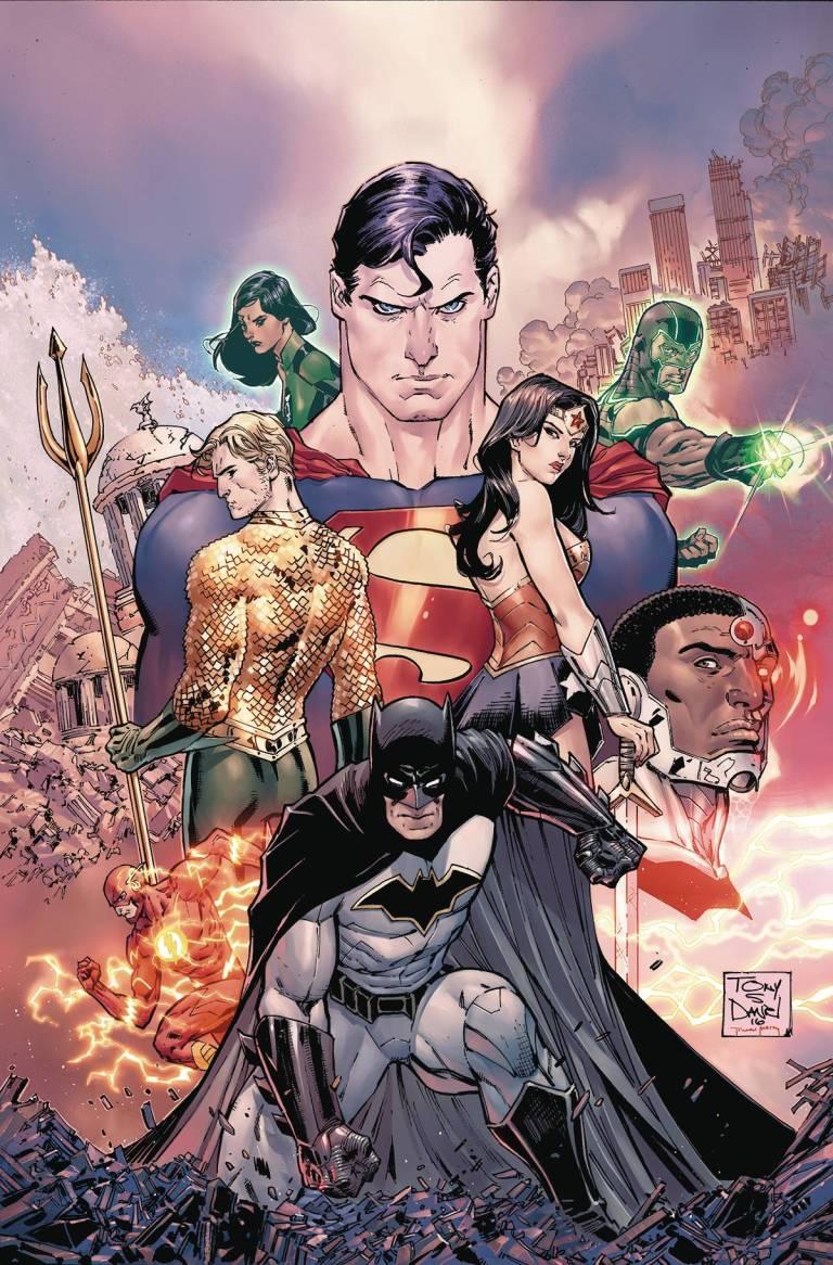 Justice League #1 (Cover A Tony S. Daniel)