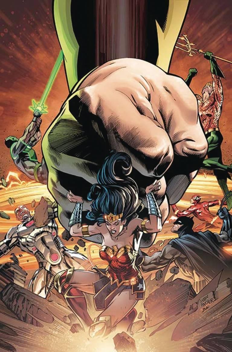 Justice League #10 (Cover A Fernando Pasarin & Matt Ryan)
