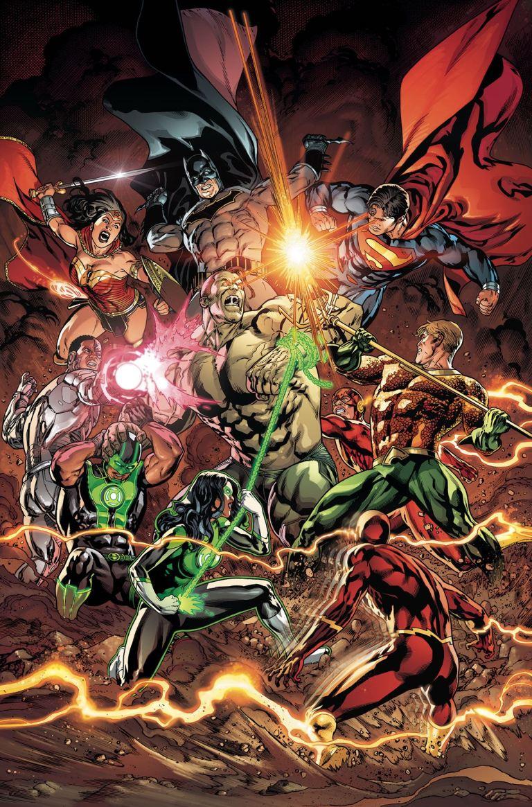 Justice League #11 (Cover A Fernando Pasarin & Matt Ryan)