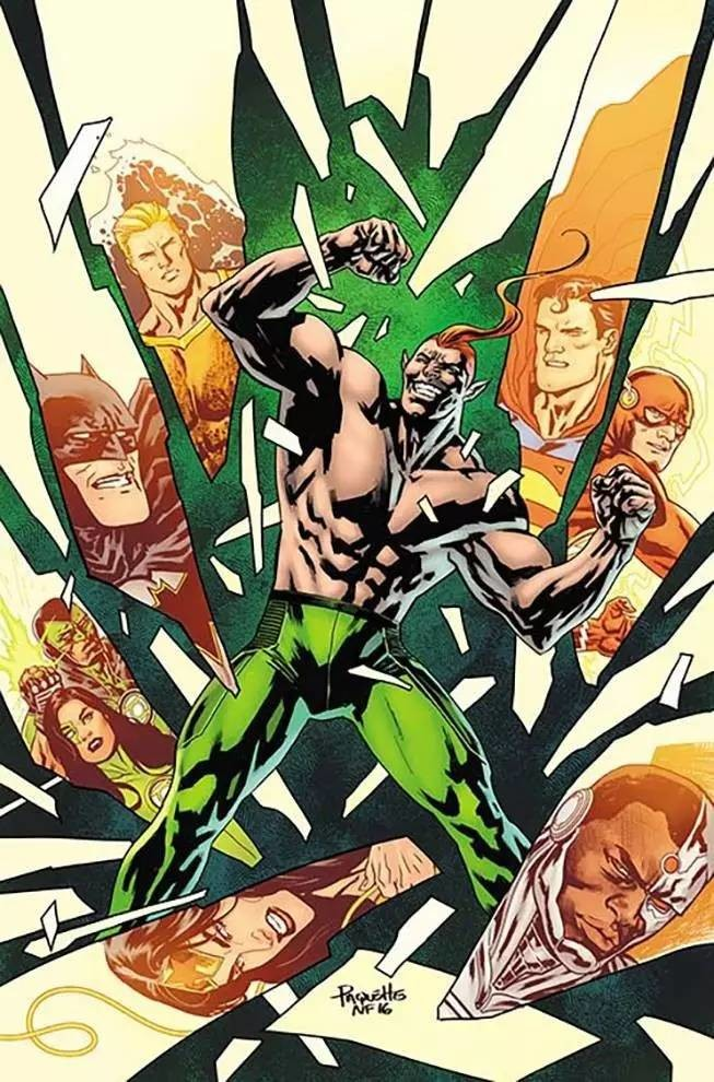 Justice League #11 (Cover B Yanick Paquette)