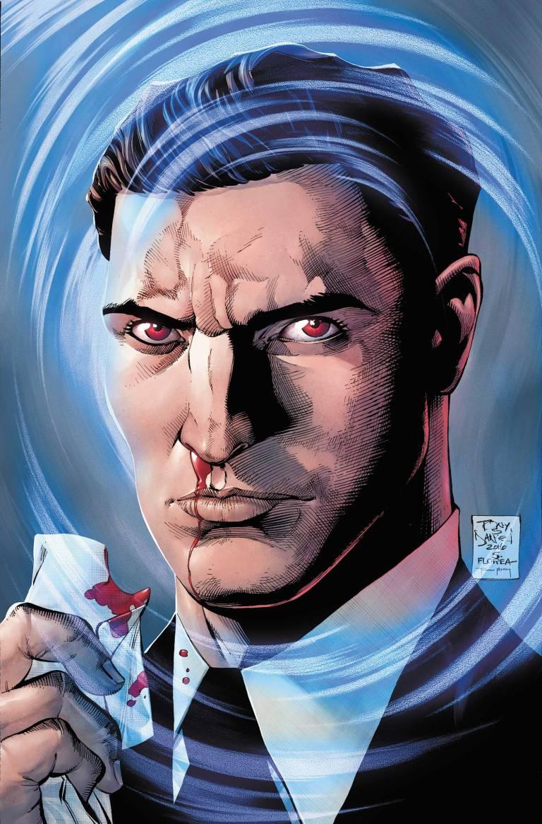 Justice League #12 (Cover A Tony S. Daniel & Sandu Florea)