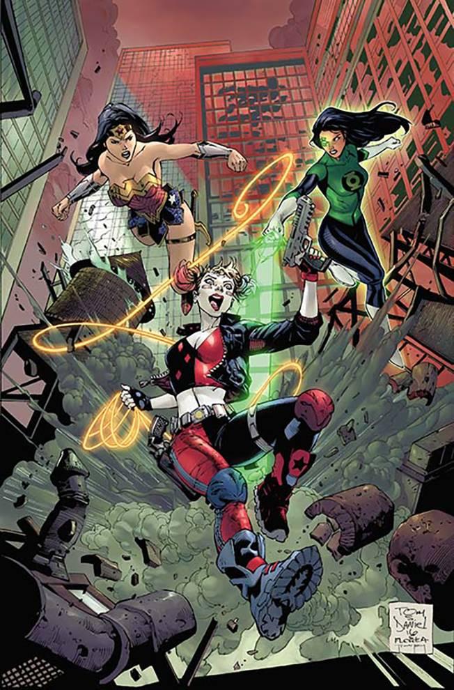 Justice League #13 (Cover A Tony S. Daniel & Sandu Florea)