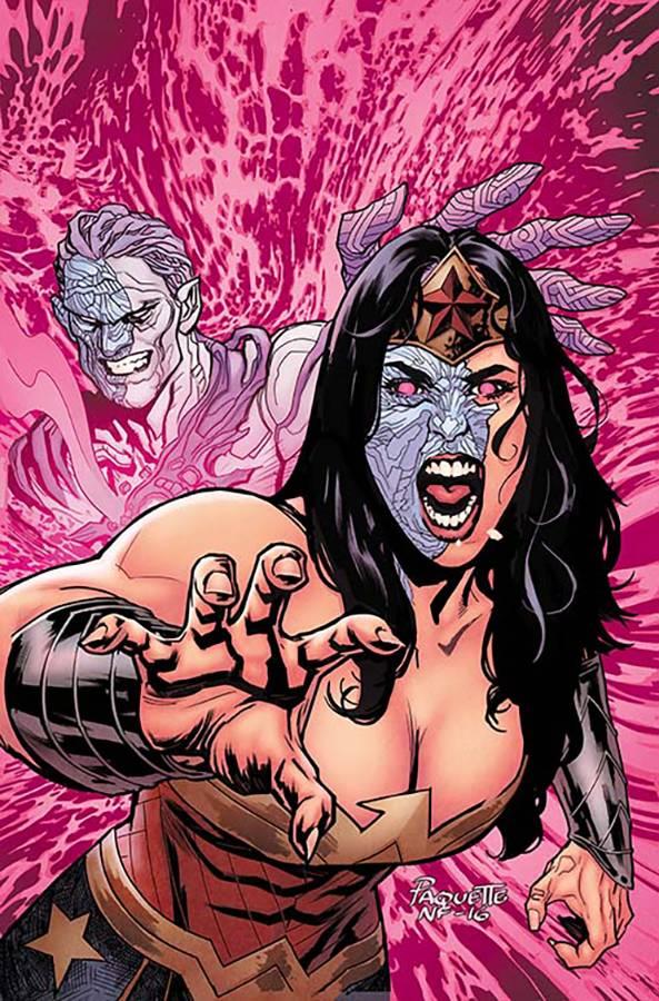 Justice League #13 (Cover B Yanick Paquette)
