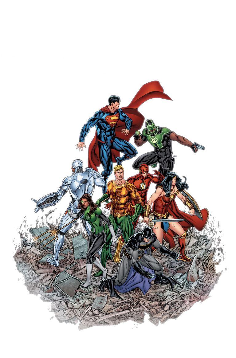 Justice League #15 (Cover A Fernando Pasarin & Matt Ryan)