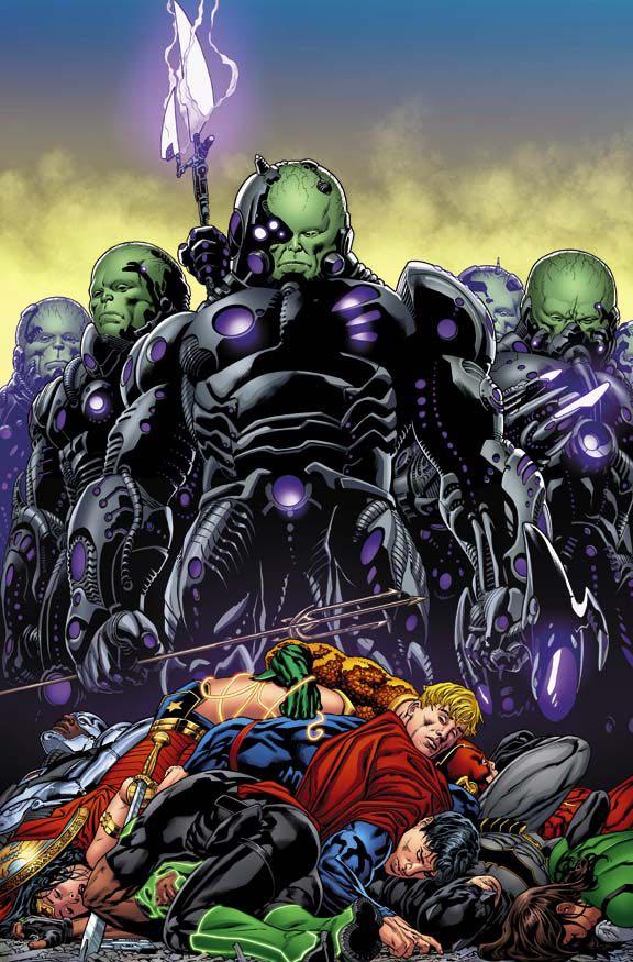 Justice League #16 (Cover A Fernando Pasarin & Matt Ryan)