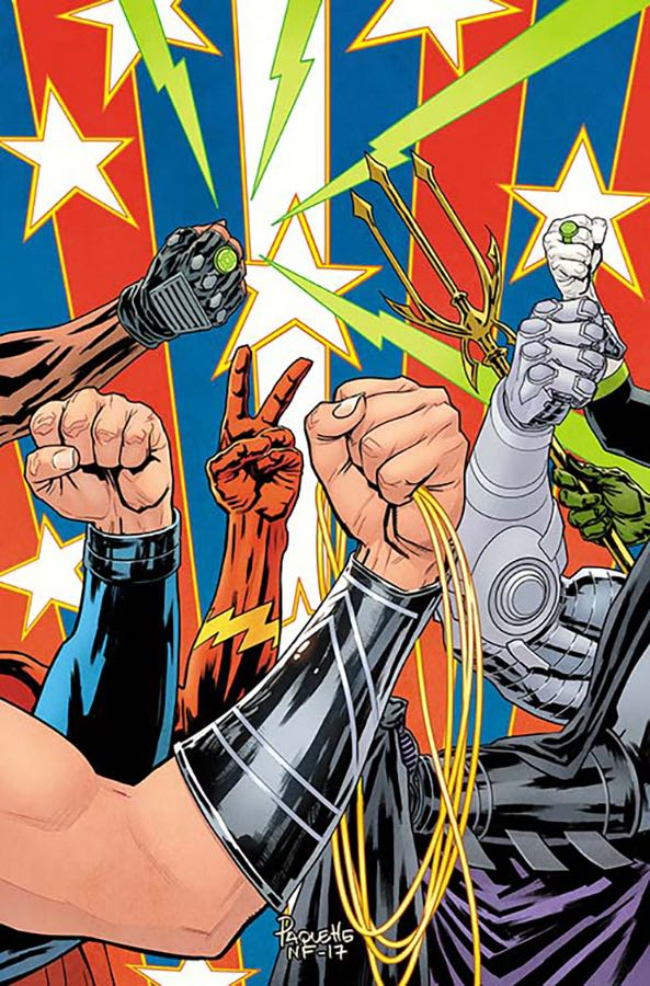 Justice League #16 (Cover B Yanick Paquette)