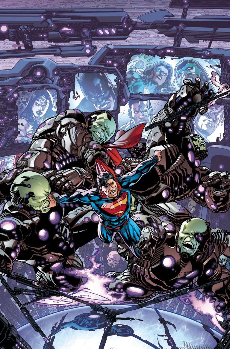 Justice League #17 (Cover A Fernando Pasarin & Matt Ryan)