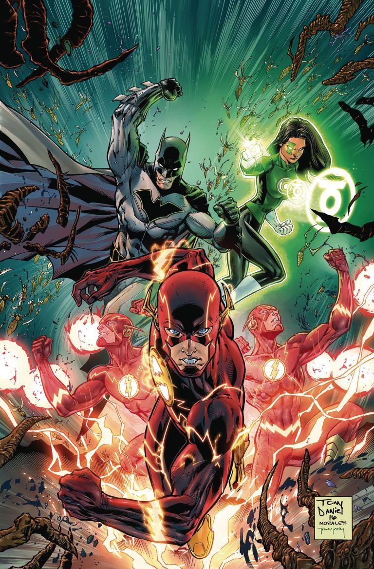 Justice League #2 (Cover A Tony S. Daniel & Mark Morales)