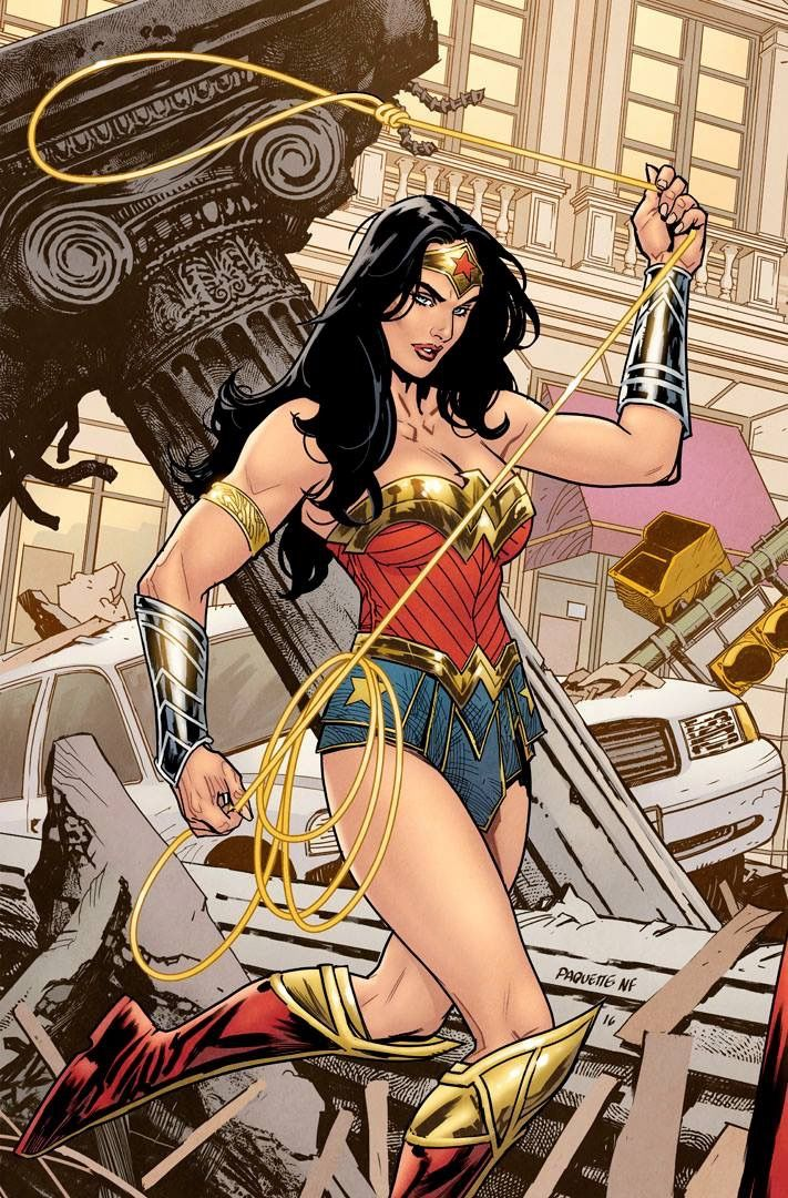 Justice League #2 (Cover B Yanick Paquette)