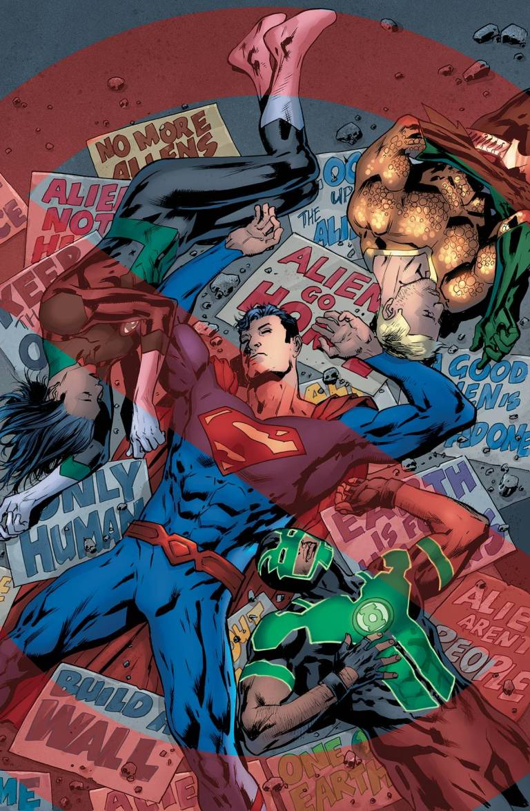 Justice League #22 (Cover A Paul Pelletier)