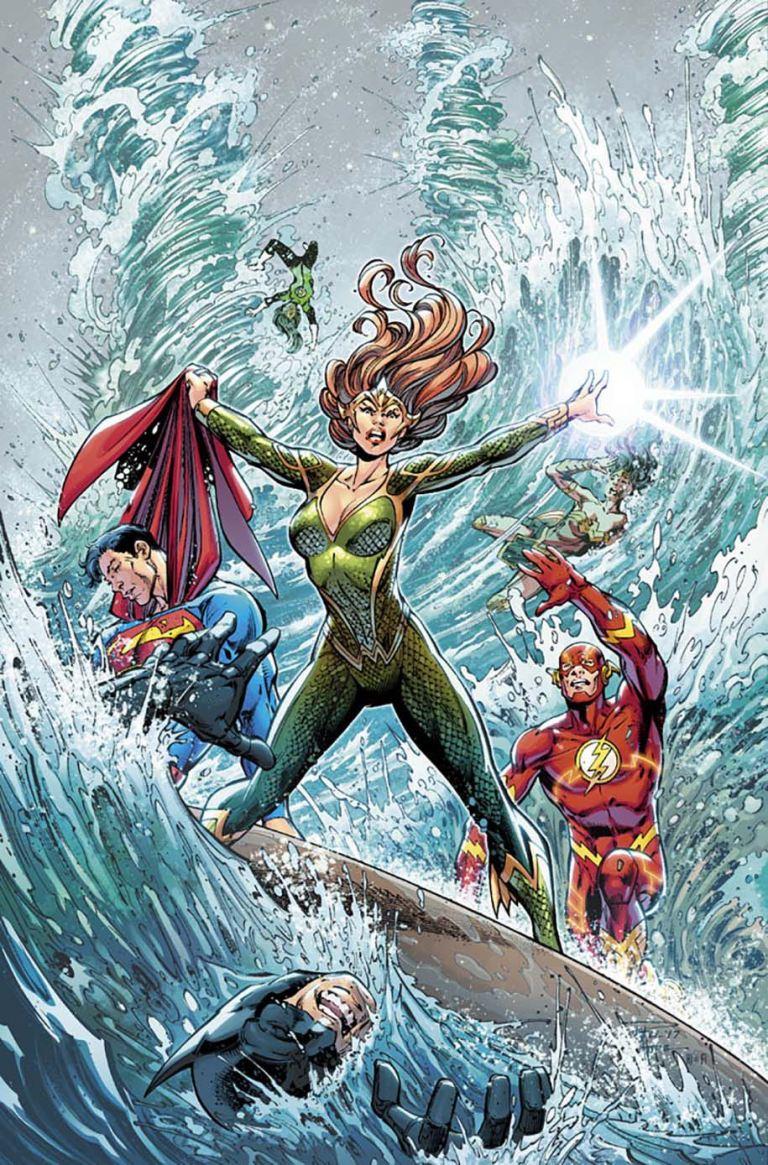Justice League #24 (Cover A Paul Pelletier & Sandra Hope)