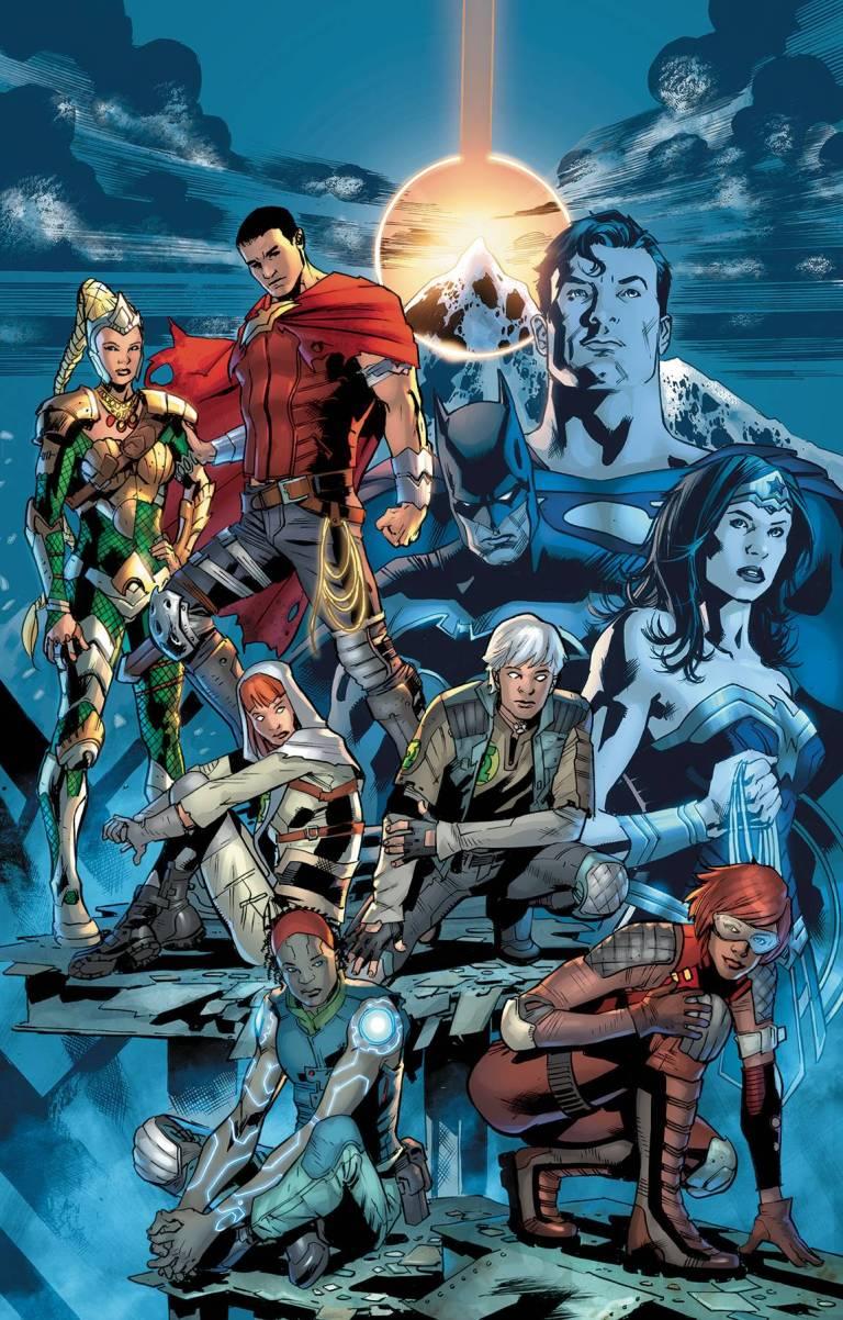 Justice League #26 (Cover A Bryan Hitch)