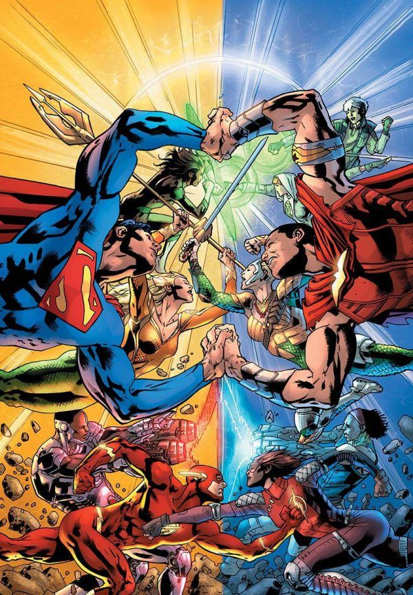 Justice League #27 (Cover A Bryan Hitch)