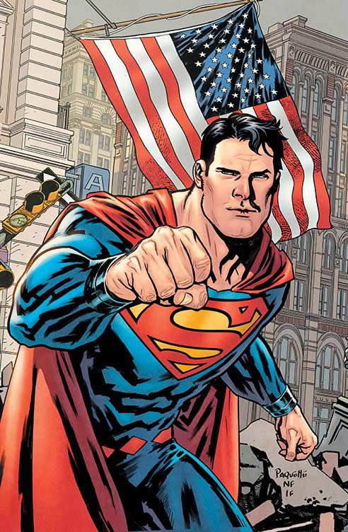 Justice League #3 (Cover B Yanick Paquette)