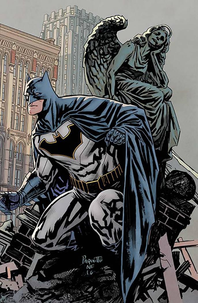 Justice League #4 (Cover B Yanick Paquette)