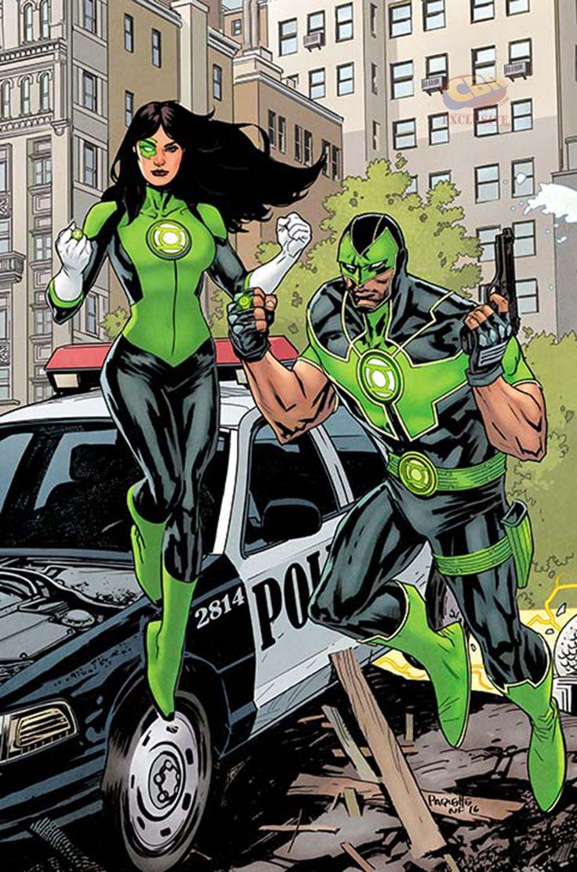 Justice League #6 (Cover B Yanick Paquette)