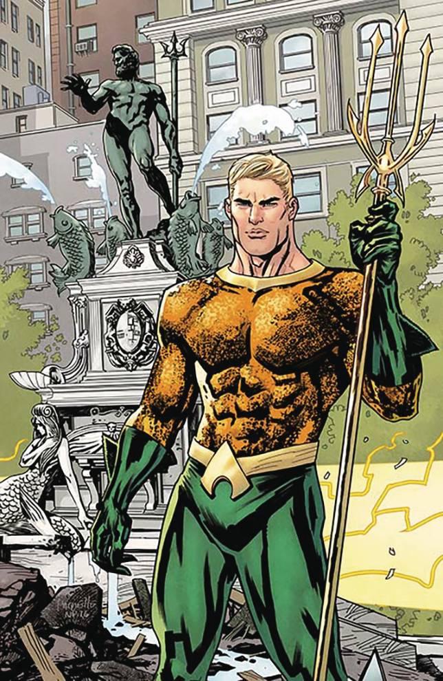 Justice League #7 (Cover B Yanick Paquette)