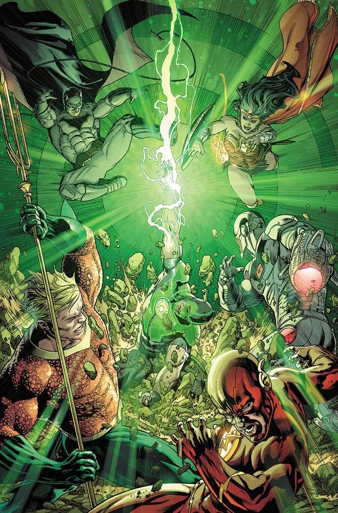 Justice League #9 (Cover A Fernando Pasarin & Matt Ryan)