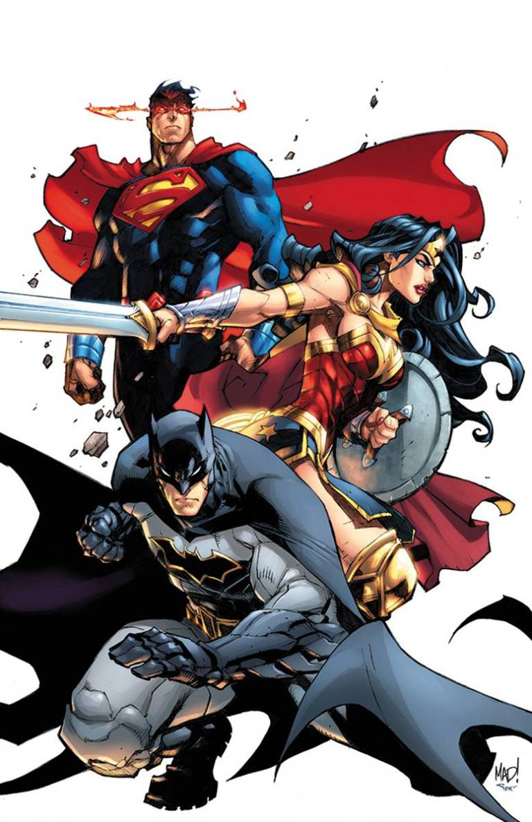 Justice League Rebirth #1 (Cover B Joe Madureira)