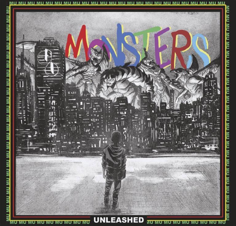 Monsters Unleashed #1 (Cover C Sanford Greene Hip-Hop Variant)