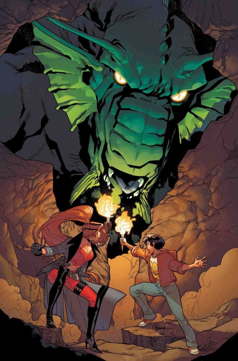 Monsters Unleashed #6 (Cover A R. B. Silva)