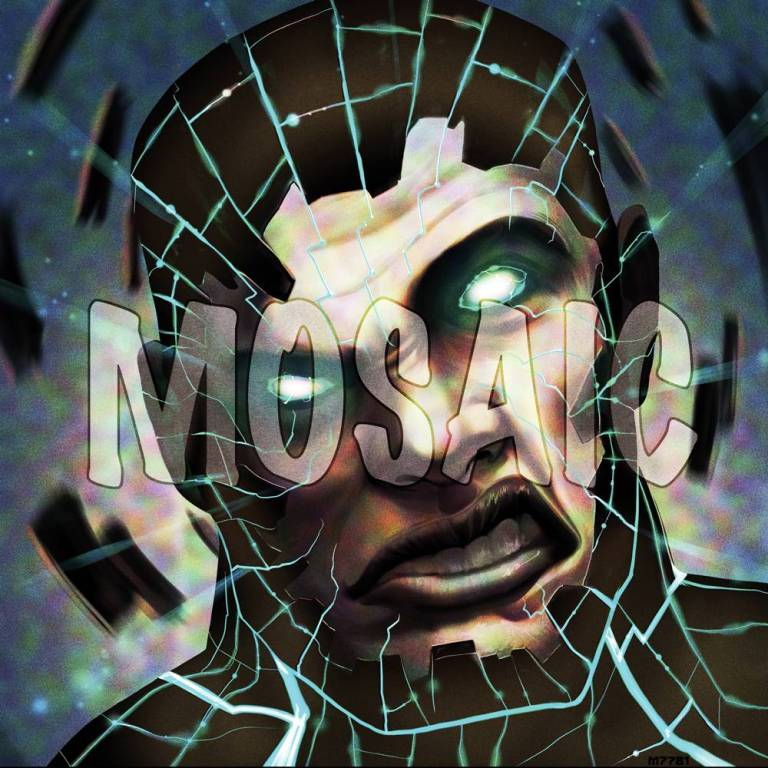 Mosaic #1 (Marco D'Alfonso Hip-Hop Variant Cover)