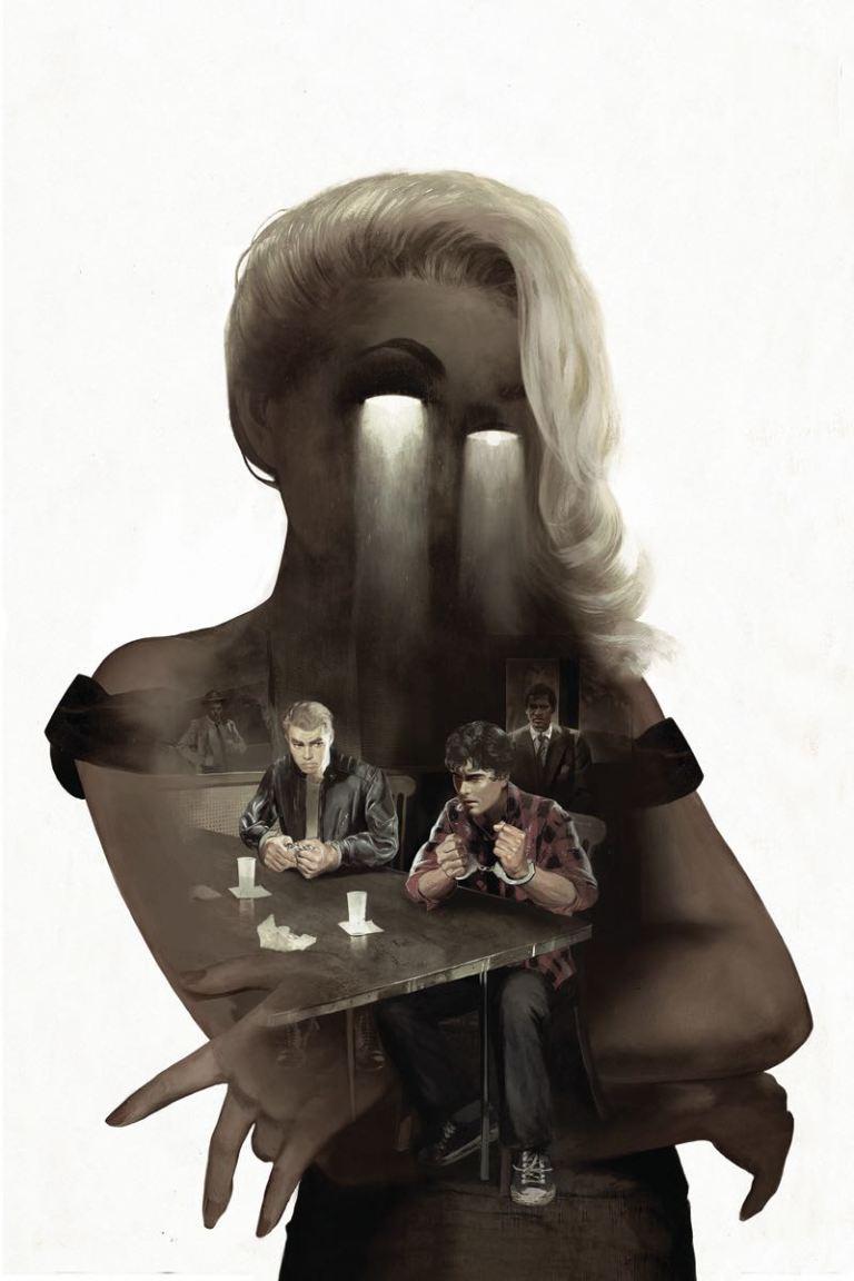 Nancy Drew And The Hardy Boys The Big Lie #1 (Cover A Fay Dalton)