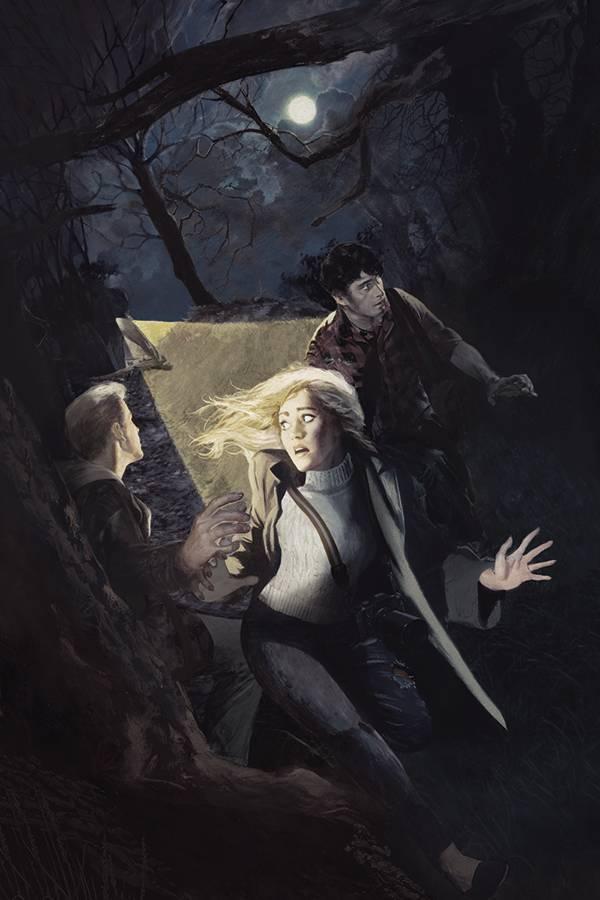 Nancy Drew And The Hardy Boys The Big Lie #4 (Cover D Fay Dalton Virgin Variant)