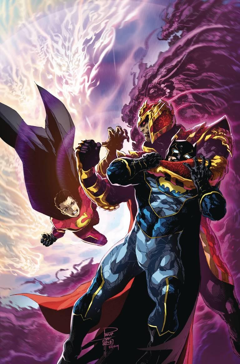 New Super-Man #12 (Cover A Philip Tan)