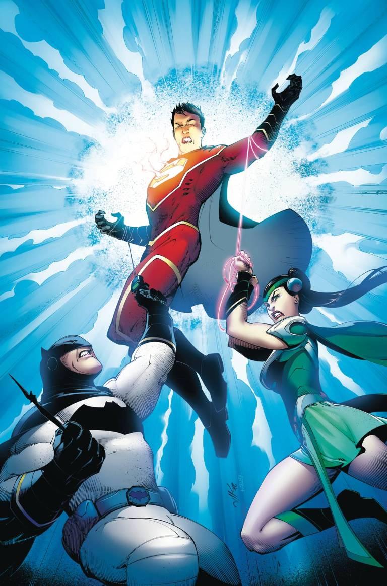New Super-Man #2 (Cover A Viktor Bogdanovic)