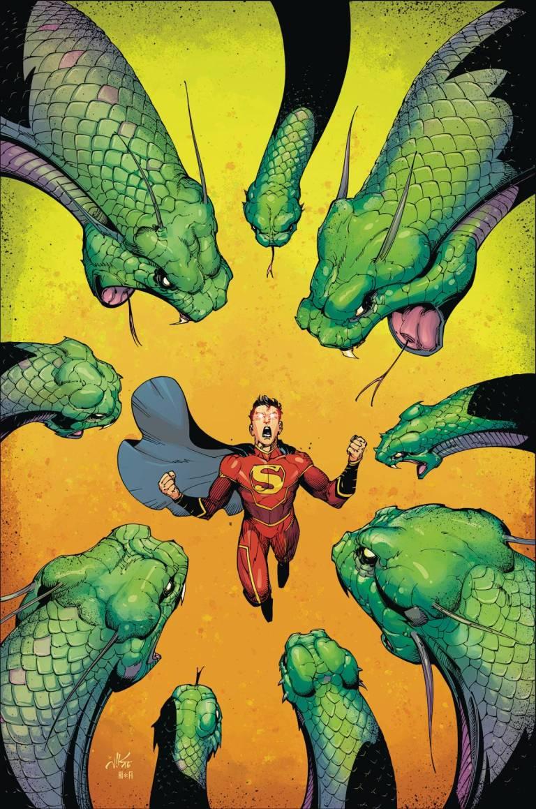 New Super-Man #3 (Cover A Viktor Bogdanovic & Richard Friend)