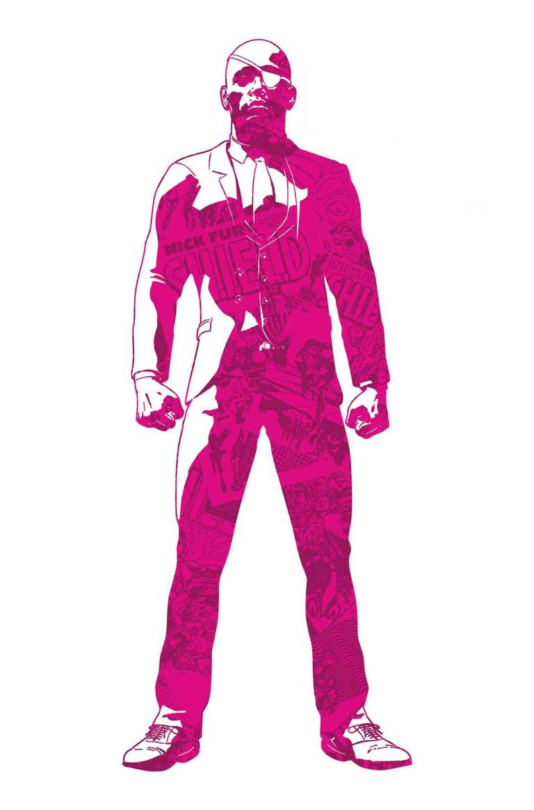 Nick Fury #1 (Cover A Aco)