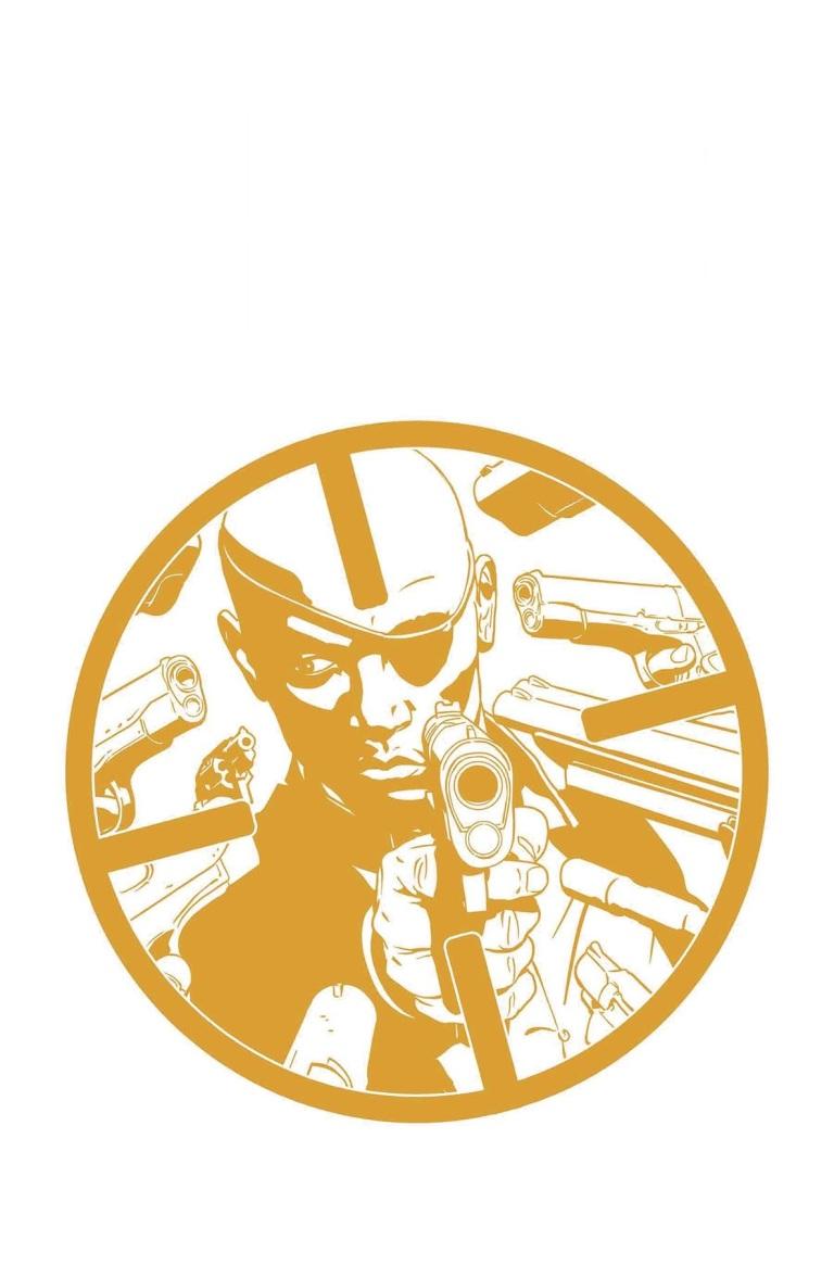 Nick Fury #5 (Aco Cover)