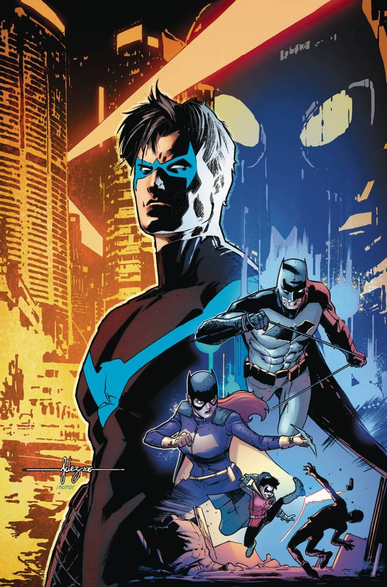 Nightwing #1 (Cover A Javi Fernandez)
