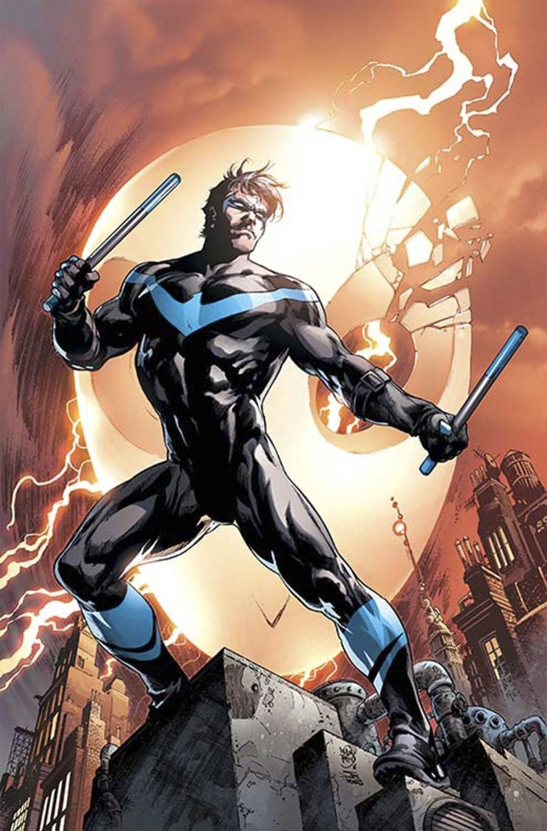 Nightwing #1 (Cover B Ivan Reis & Joe Prado)