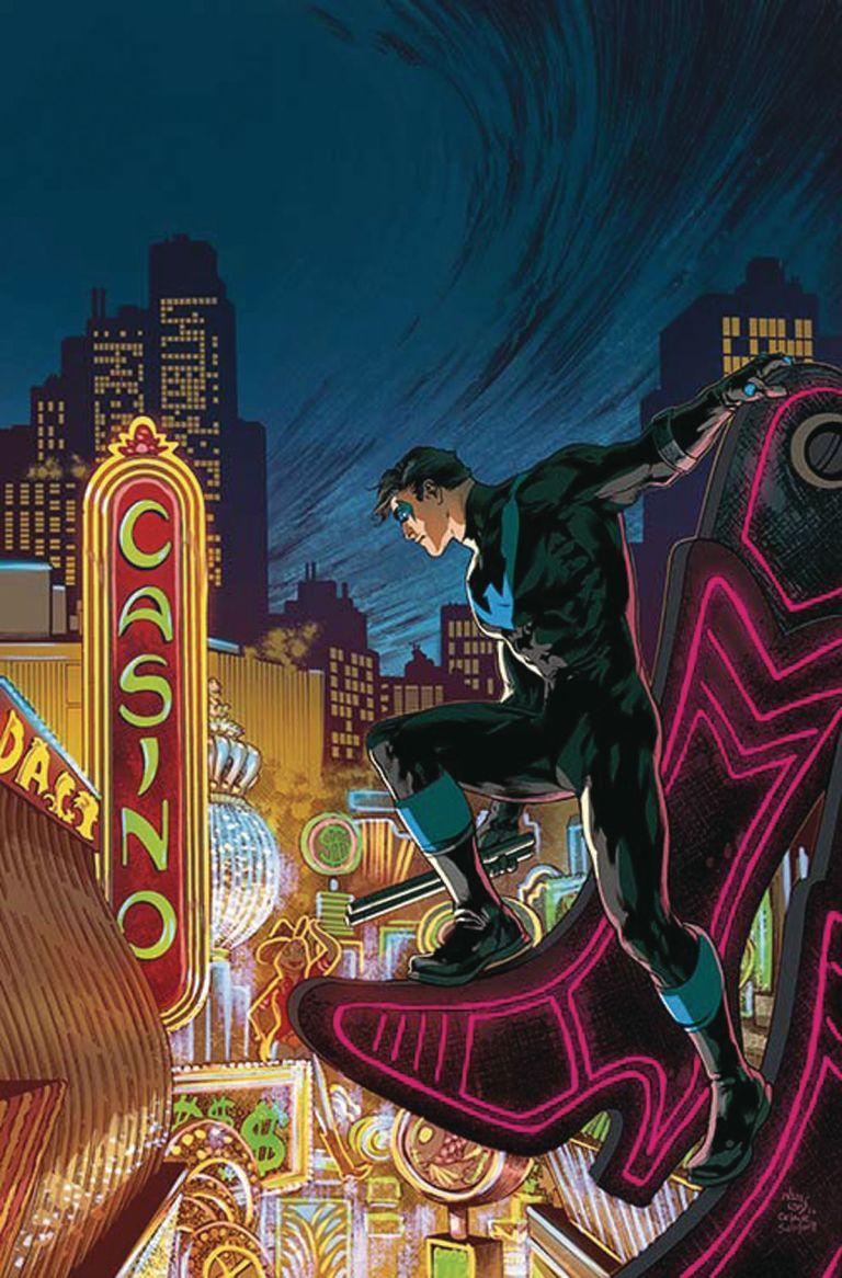 Nightwing #10 (Cover B Ivan Reis & Oclair Albert)