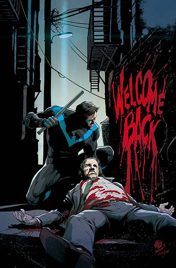 Nightwing #11 (Cover B Ivan Reis & Oclair Albert)