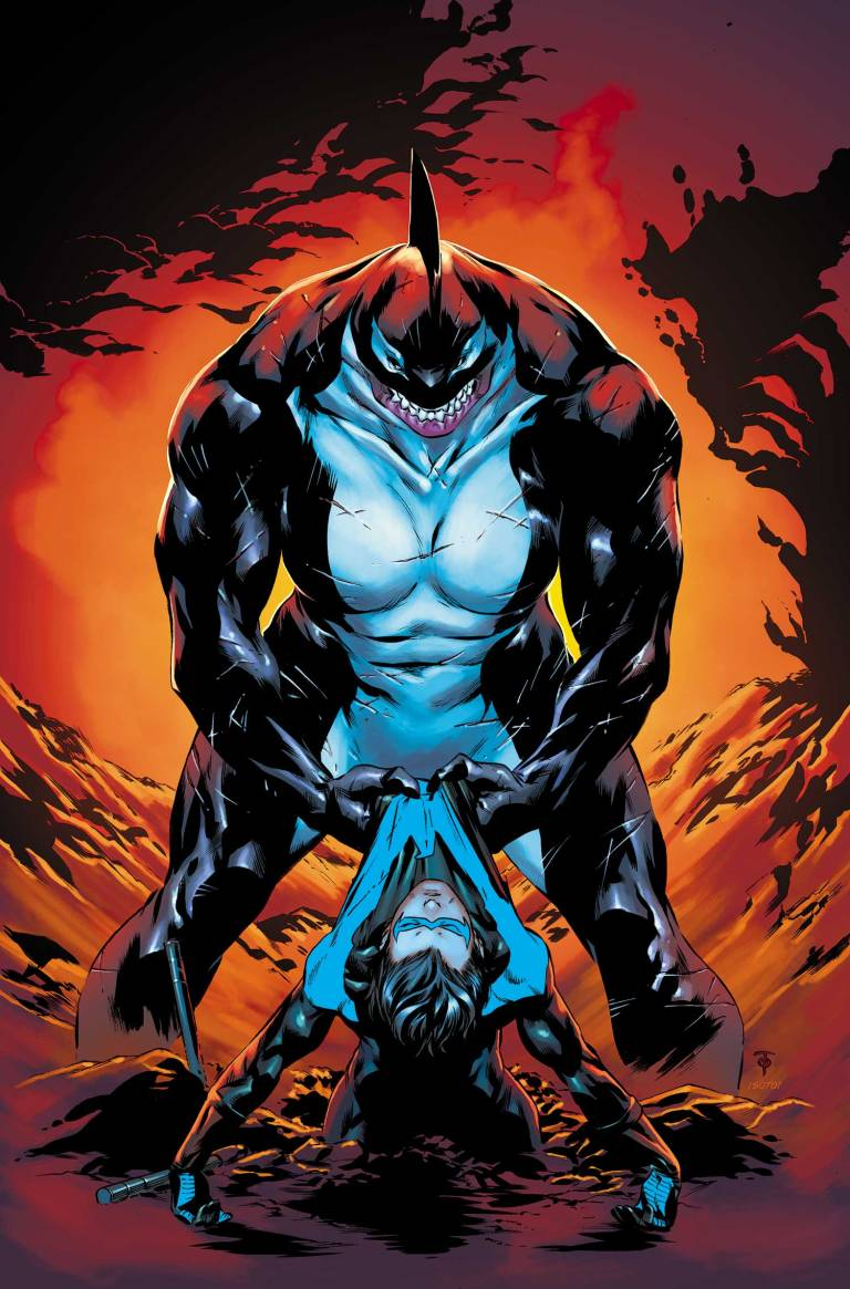Nightwing #12 (Cover A Marcus To)