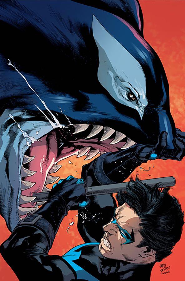 Nightwing #12 (Cover B Ivan Reis & Oclair Albert)