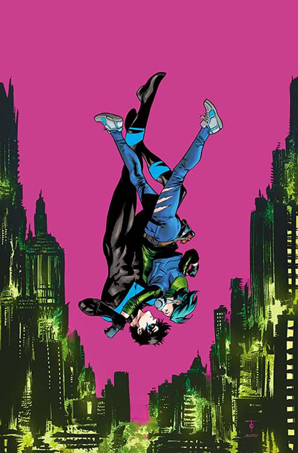 Nightwing #15 (Cover A Marcus To)