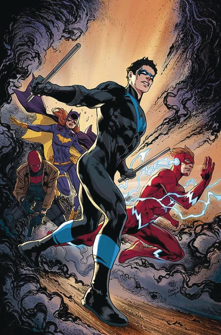 Nightwing #15 (Cover B Ivan Reis & Oclair Albert)