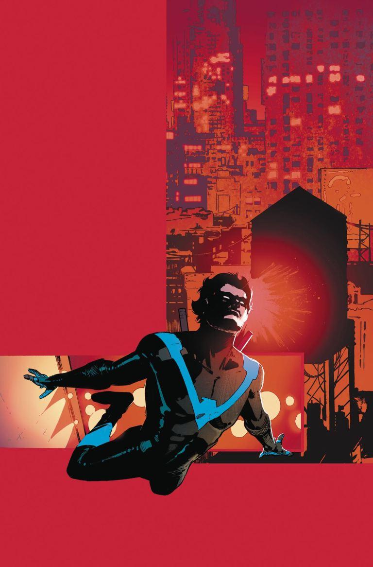 Nightwing #16 (Cover A Javi Fernandez)