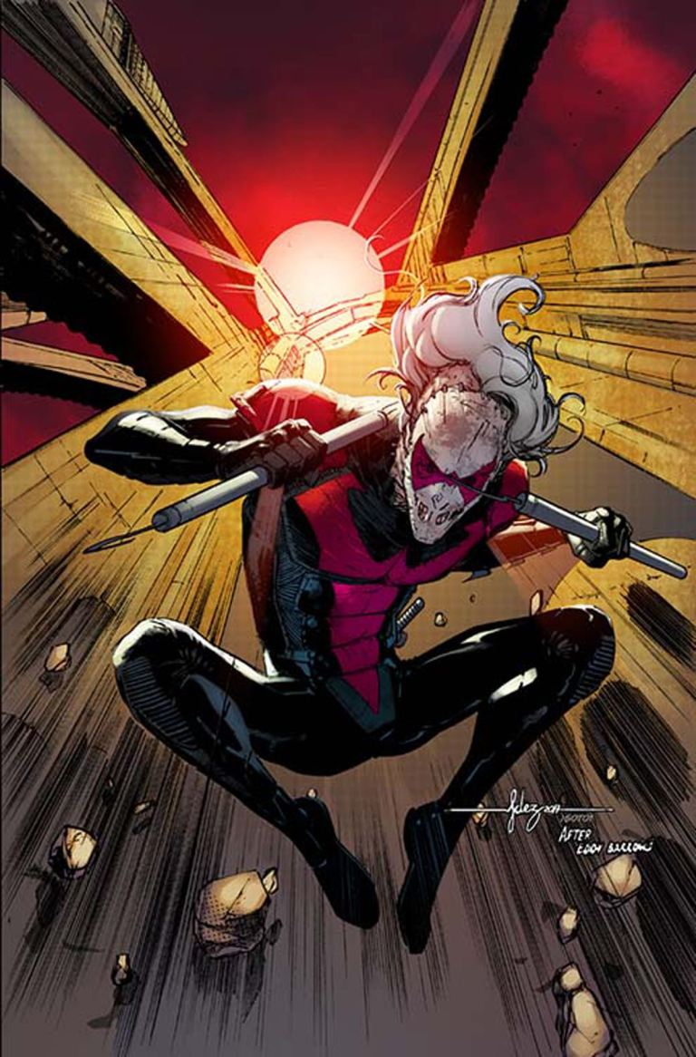Nightwing #17 (Cover A Javi Fernandez)