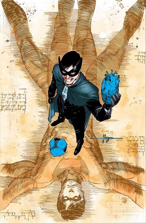 Nightwing #19 (Cover A Javier Fernandez)