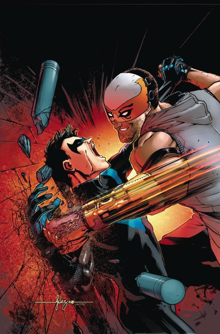 Nightwing #2 (Cover A Javi Fernandez)